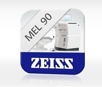 Эксимерный лазер Mel 90 by Zeiss
